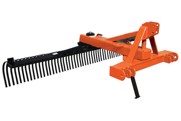 Land Pride | Dirtworking | LR37 Series Landscape Rakes for sale at Rippeon Equipment Co., Maryland