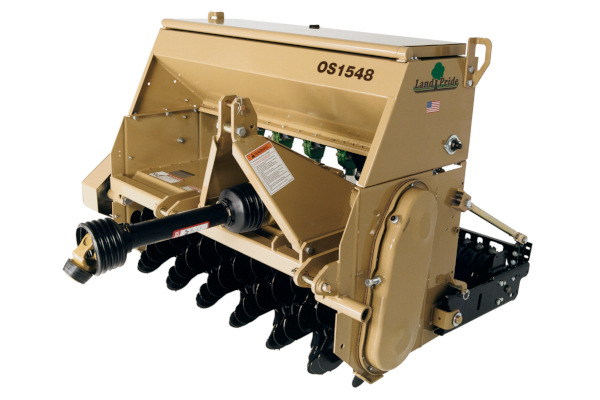 Land Pride | OS15 Series Overseeders | Model OS1548 for sale at Rippeon Equipment Co., Maryland
