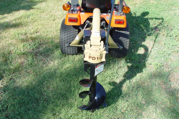 Land Pride | Dirtworking | PD10 Series Post Hole Diggers for sale at Rippeon Equipment Co., Maryland