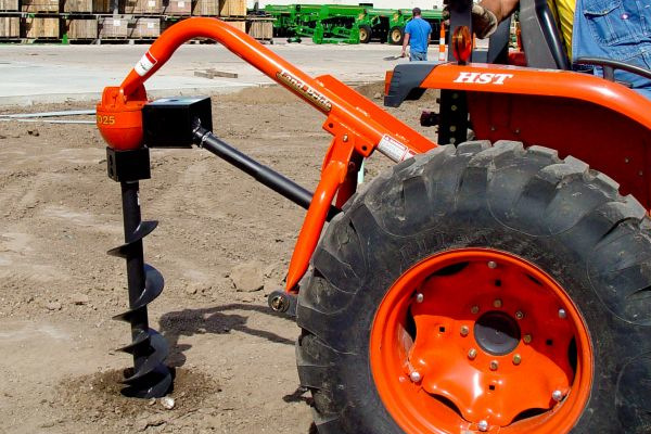 Land Pride | Dirtworking | PD25 Series Post Hole Diggers for sale at Rippeon Equipment Co., Maryland