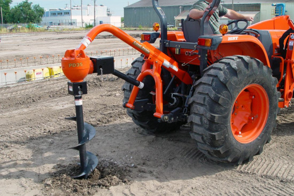 Land Pride | Dirtworking | PD35 Series Post Hole Diggers for sale at Rippeon Equipment Co., Maryland