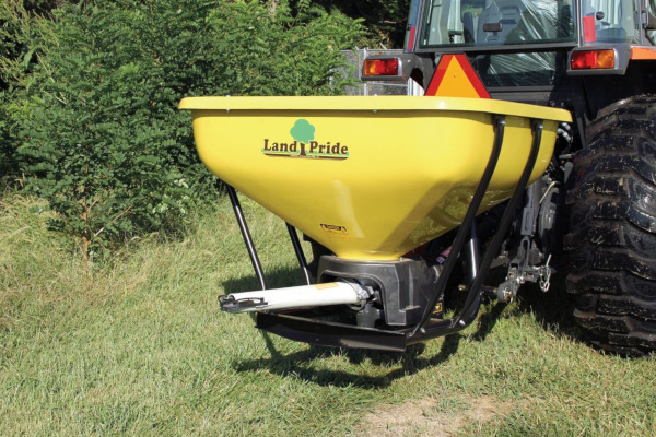 Land Pride | Seeders | PFS Series Spreaders for sale at Rippeon Equipment Co., Maryland
