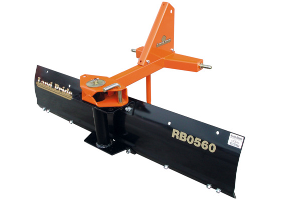 Land Pride | Dirtworking | RB05 Series Rear Blades for sale at Rippeon Equipment Co., Maryland