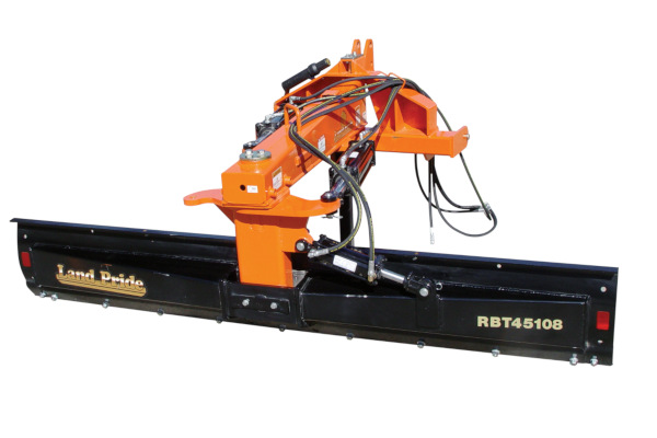Land Pride | RBT45 Series Rear Blades | Model RBT45108 for sale at Rippeon Equipment Co., Maryland