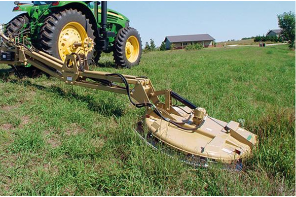 Land Pride | Rotary Cutters | RCP30 Series Parallel Arm Cutters for sale at Rippeon Equipment Co., Maryland