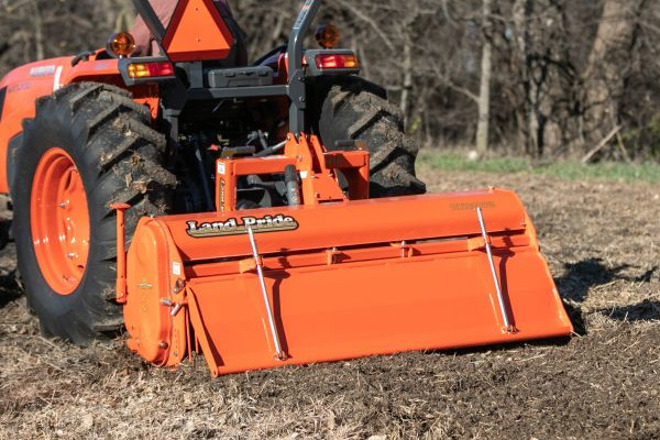 Land Pride | Rotary Tillers | RTR20 Series Rotary Tillers for sale at Rippeon Equipment Co., Maryland