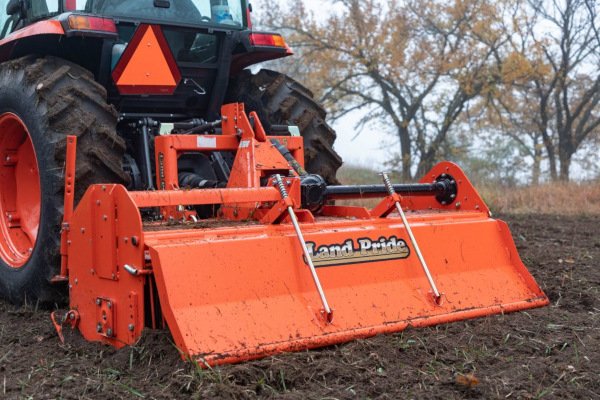 Land Pride | Rotary Tillers | RTR25 Series Rotary Tillers for sale at Rippeon Equipment Co., Maryland