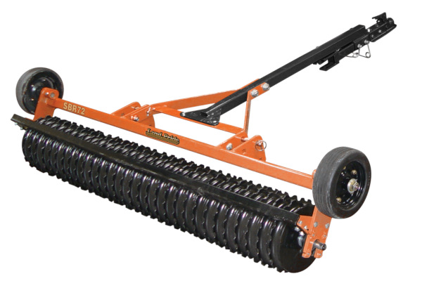 Land Pride | Dirtworking | SBR Series Seed Bed Rollers for sale at Rippeon Equipment Co., Maryland