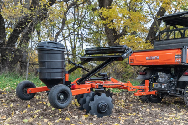 Land Pride | Seeders | FPS Series Food Plot Seeders for sale at Rippeon Equipment Co., Maryland