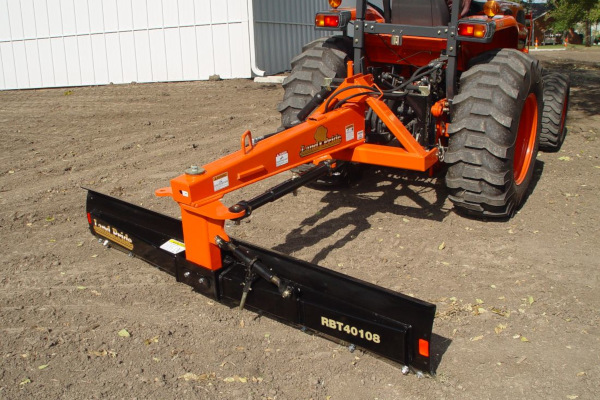 Land Pride | RBT40 Series Rear Blades | Model RBT40108 for sale at Rippeon Equipment Co., Maryland