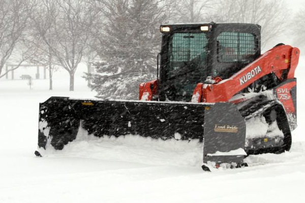 Land Pride | SSP25 Snow Pushers | Model SSP2510 for sale at Rippeon Equipment Co., Maryland