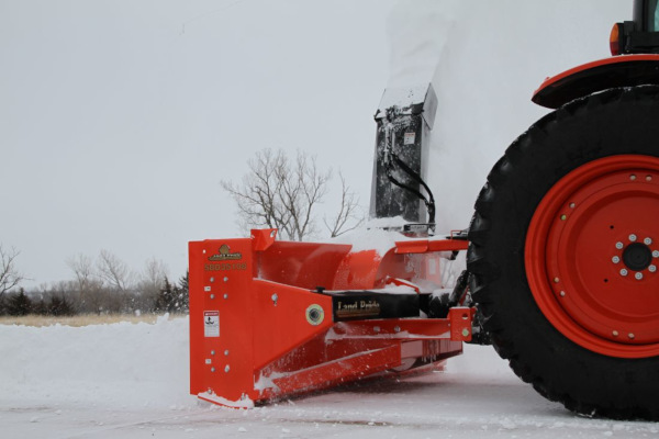 Land Pride | SBD35 Series Snow Blowers | Model SBD3596 for sale at Rippeon Equipment Co., Maryland