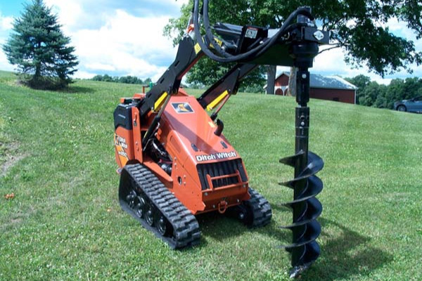 Paladin Attachments | Augers | Model Augers, X900 And X1500 Mini for sale at Rippeon Equipment Co., Maryland
