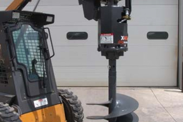 Paladin Attachments | Augers | Model X1475D for sale at Rippeon Equipment Co., Maryland