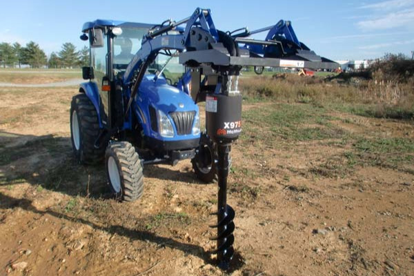 Paladin Attachments | Augers | Model X975D for sale at Rippeon Equipment Co., Maryland