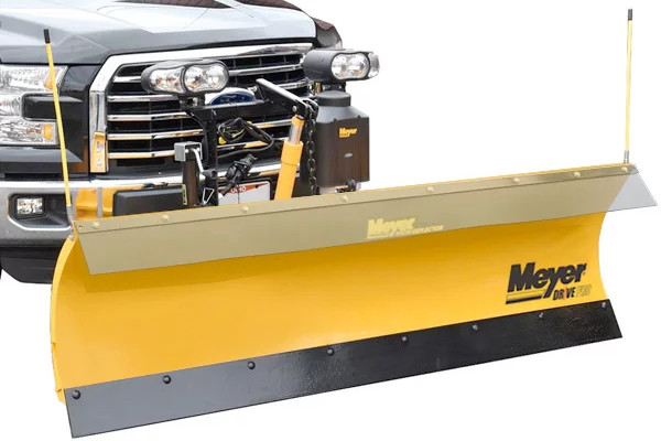 Snow Plows | The New Drive Pro | Model 5' Drive Pro for sale at Rippeon Equipment Co., Maryland