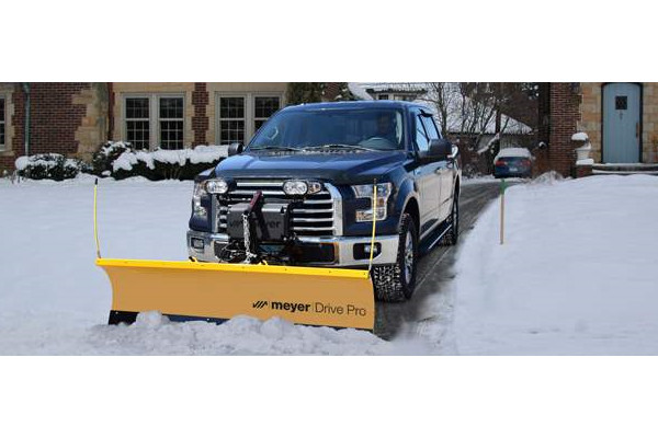 "Snow Plows | The New Drive Pro | Model 6' 8"" Drive Pro (375 lbs) for sale at Rippeon Equipment Co., Maryland"