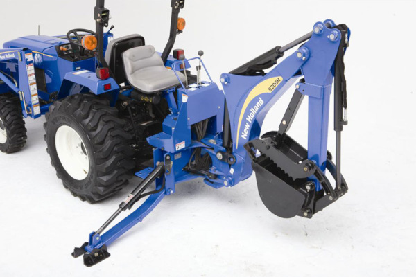 New Holland | Utility Backhoes | Model 920GH for sale at Rippeon Equipment Co., Maryland