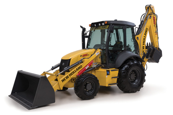 New Holland | Backhoe Loaders | Model B95C for sale at Rippeon Equipment Co., Maryland
