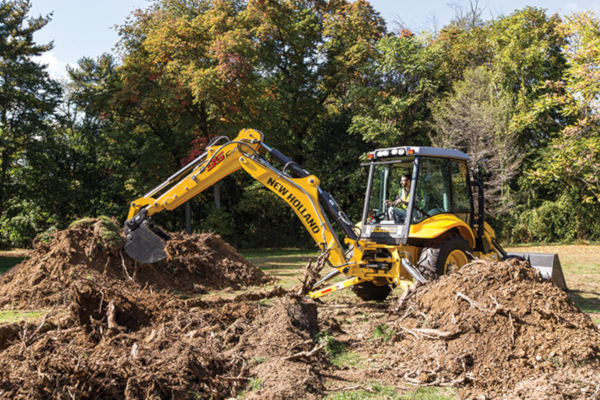 New Holland | Backhoe Loaders | Model B95C LR for sale at Rippeon Equipment Co., Maryland
