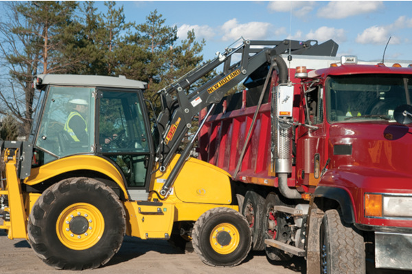 New Holland | Backhoe Loaders | Model B95C TC for sale at Rippeon Equipment Co., Maryland