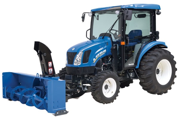 New Holland | Tractors & Telehandlers | Boomer™ EasyDrive™ for sale at Rippeon Equipment Co., Maryland
