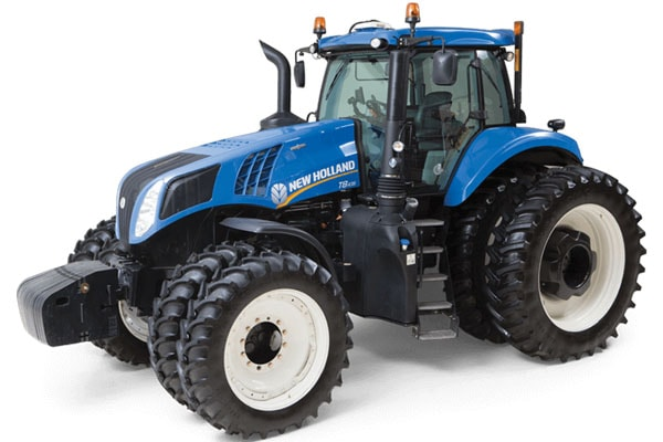 New Holland | Tractors & Telehandlers | Genesis T8 Series - Tier 4B for sale at Rippeon Equipment Co., Maryland