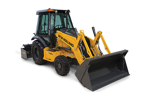 New Holland | Light Construction Equipment | Tractor Loaders for sale at Rippeon Equipment Co., Maryland