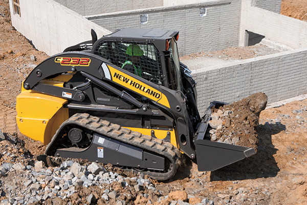 New Holland | Compact Track Loaders | Model C232 for sale at Rippeon Equipment Co., Maryland