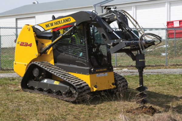 New Holland | Compact Track Loaders | Model C234 for sale at Rippeon Equipment Co., Maryland