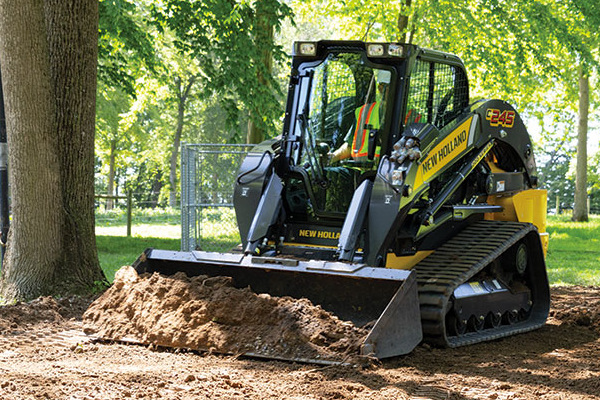 New Holland | Compact Track Loaders | Model C245 for sale at Rippeon Equipment Co., Maryland