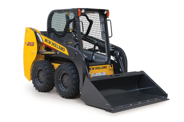 New Holland | Skid Steer Loaders | Model L213 for sale at Rippeon Equipment Co., Maryland