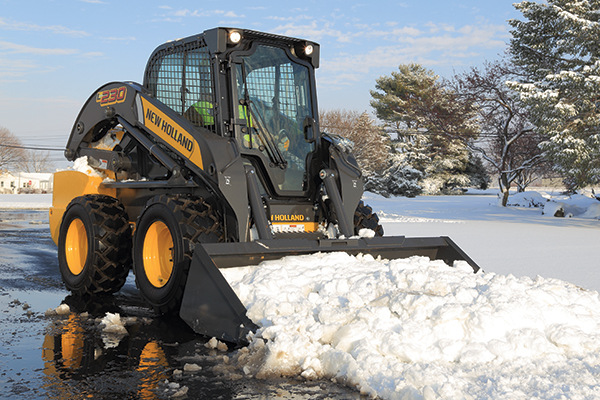 New Holland | Skid Steer Loaders | Model L230 for sale at Rippeon Equipment Co., Maryland