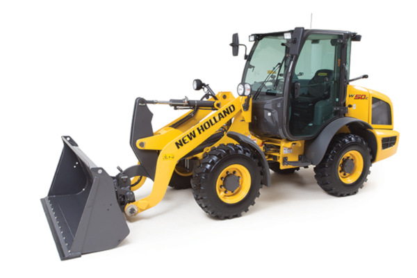 New Holland | Compact Wheel Loaders | Model W50C ZB for sale at Rippeon Equipment Co., Maryland