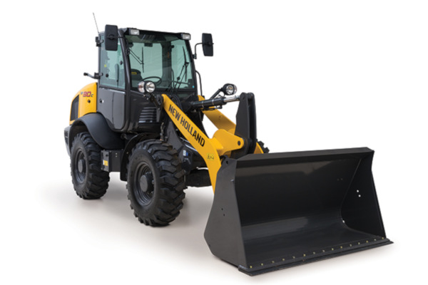 New Holland | Compact Wheel Loaders | Model W80C HS for sale at Rippeon Equipment Co., Maryland