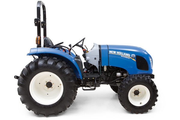 New Holland | Tractors & Telehandlers | Boomer™ Compact 33-47 HP Series for sale at Rippeon Equipment Co., Maryland