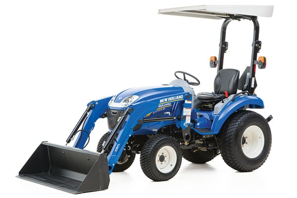 New Holland | Tractors & Telehandlers | Boomer™ Compact 24 HP for sale at Rippeon Equipment Co., Maryland