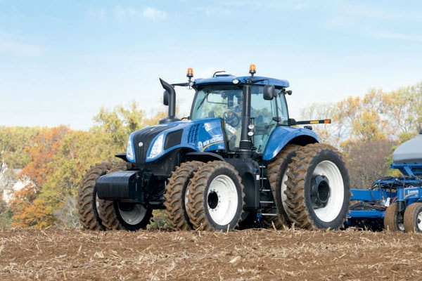 New Holland | Genesis T8 Series - Tier 4B | Model Genesis T8.320 for sale at Rippeon Equipment Co., Maryland