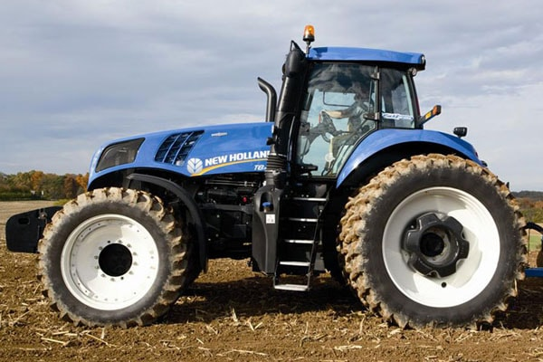 New Holland | Genesis T8 Series - Tier 4B | Model Genesis T8.350 for sale at Rippeon Equipment Co., Maryland
