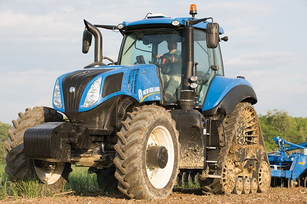 New Holland | Genesis T8 Series - Tier 4B | Model GENESIS T8.380 SMARTTRAX for sale at Rippeon Equipment Co., Maryland