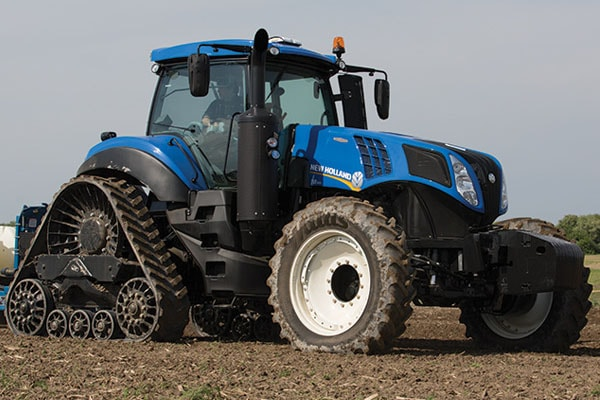 New Holland | Genesis T8 Series - Tier 4B | Model GENESIS T8.410 SMARTTRAX for sale at Rippeon Equipment Co., Maryland