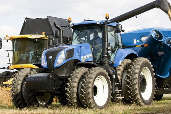 New Holland | Genesis T8 Series - Tier 4B | Model Genesis T8.410 for sale at Rippeon Equipment Co., Maryland