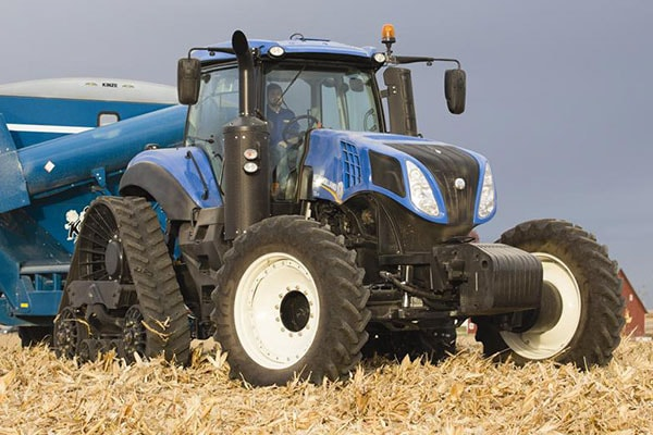 New Holland | Genesis T8 Series - Tier 4B | Model GENESIS T8.435 SMARTTRAX for sale at Rippeon Equipment Co., Maryland