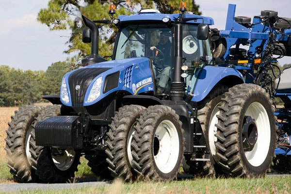 New Holland | Genesis T8 Series - Tier 4B | Model Genesis T8.435 for sale at Rippeon Equipment Co., Maryland