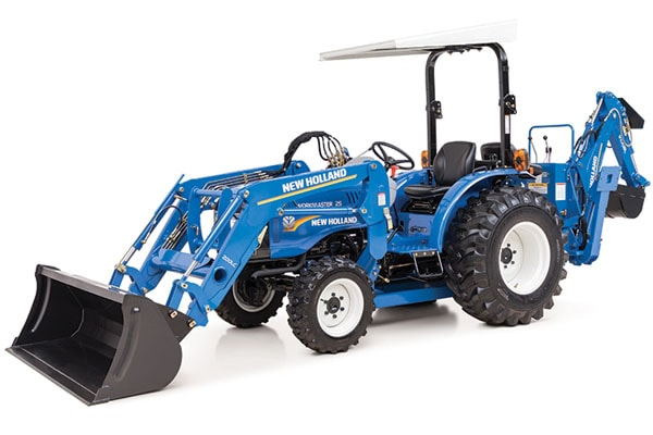 New Holland | Tractors & Telehandlers | Workmaster™ Compact 25/35/40 Series for sale at Rippeon Equipment Co., Maryland