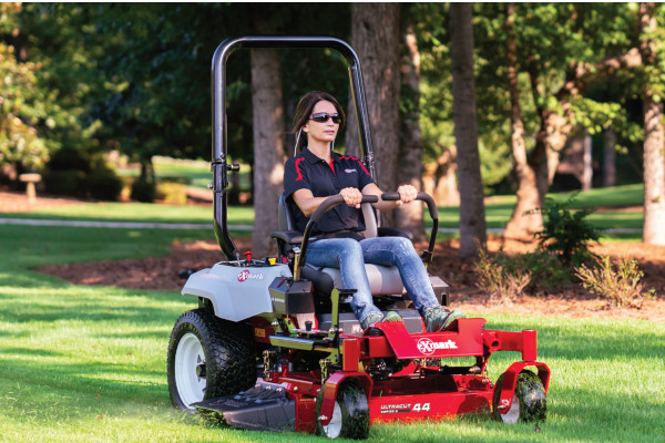 Exmark | Radius | Radius E-Series for sale at Rippeon Equipment Co., Maryland