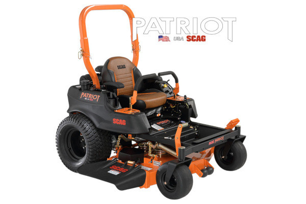 Scag | Patriot | Model SPZ52-22FX for sale at Rippeon Equipment Co., Maryland