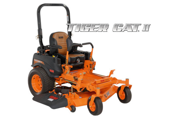 Scag | Tiger Cat II | Model STCII-52V-25CV-EFI for sale at Rippeon Equipment Co., Maryland
