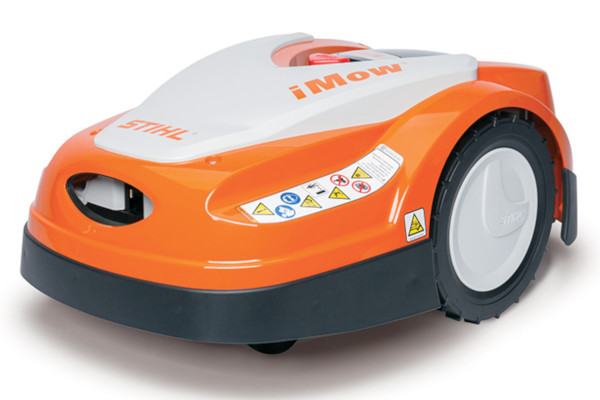 Stihl | iMOW® Robotic Mowers | Model iMOW® RMI 422 P for sale at Rippeon Equipment Co., Maryland