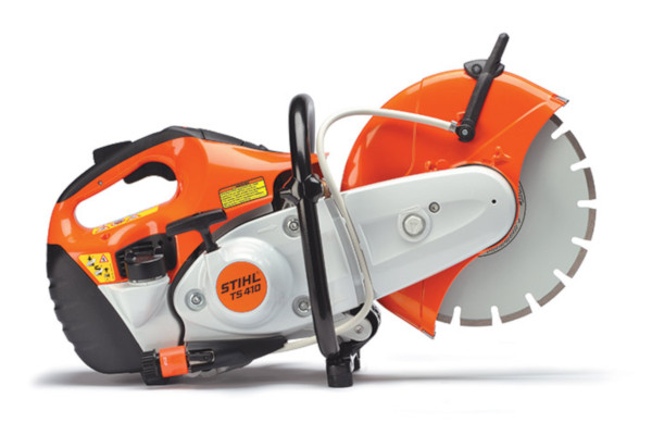 Stihl | Professional Cut-off Machines | Model TS 410 STIHL Cutquik® for sale at Rippeon Equipment Co., Maryland